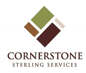 Cornerstone Sterling Services Logo